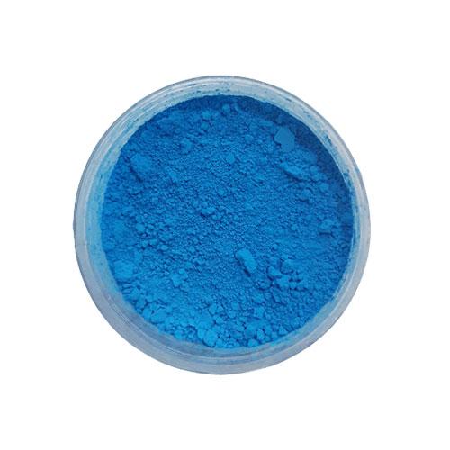 ۱۰ گرم رنگ فلورسنت آبی