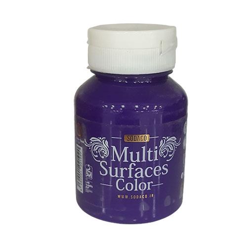رنگ مولتی سورفیس برند سوداکو با بهترین کیفیت و پوشش دهی عالی,با حجم ۱۲۵ میل