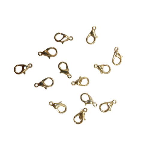 بسته ی مورد نظر شامل ۱۰ عدد قفل طوطی طلایی می باشد.
