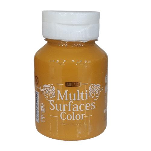 رنگ مولتی سورفیس اکر برند سوداکو,با ماندگاری و پوشش دهی بالا,در حجم 125 میل