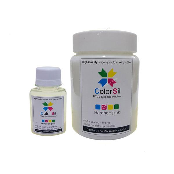 سیلیکون قالب گیری کالرسیل بسیار محبوب و شناخته شده، دارای کیفیتی عالی که این موضوع را به مصرف کنندگان به اثبات رسانیده است.